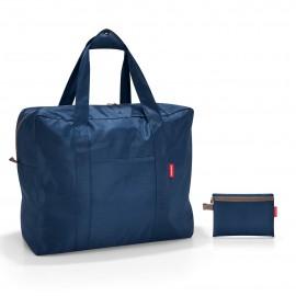 Bolsa viaje plegable maxi azul