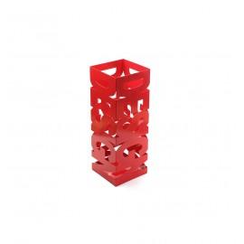 Porte parapluies rouge Design