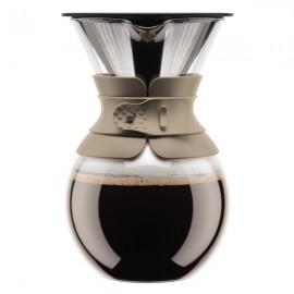 Cafetera de goteo Bodum pour over 1L