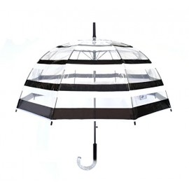Paraguas automático rayas Smati