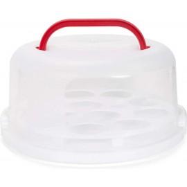Caja para transportar tartas