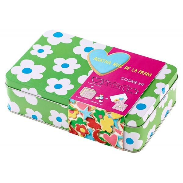 0631f600ff9 Set de cortadores de galletas Agatha Ruíz de la Prada para Lékué ...