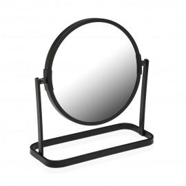 Miroir avec pied 5x noir