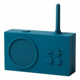 Radio AM/FM Lexon Tykho 3 bleu