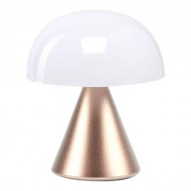 Mini lámpara LED Mina oro