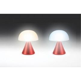 Mini lámpara LED Mina rojo