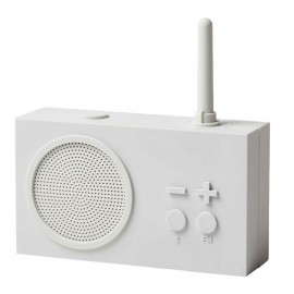 Radio AM/FM Lexon Tykho 3 blanca