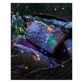 Luces decorativas 80 Leds Knirke colors