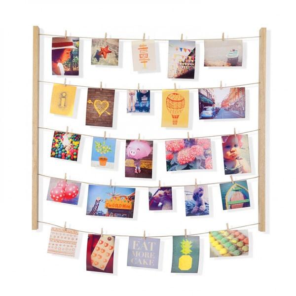 Marco de fotos con cuerdas Hangit