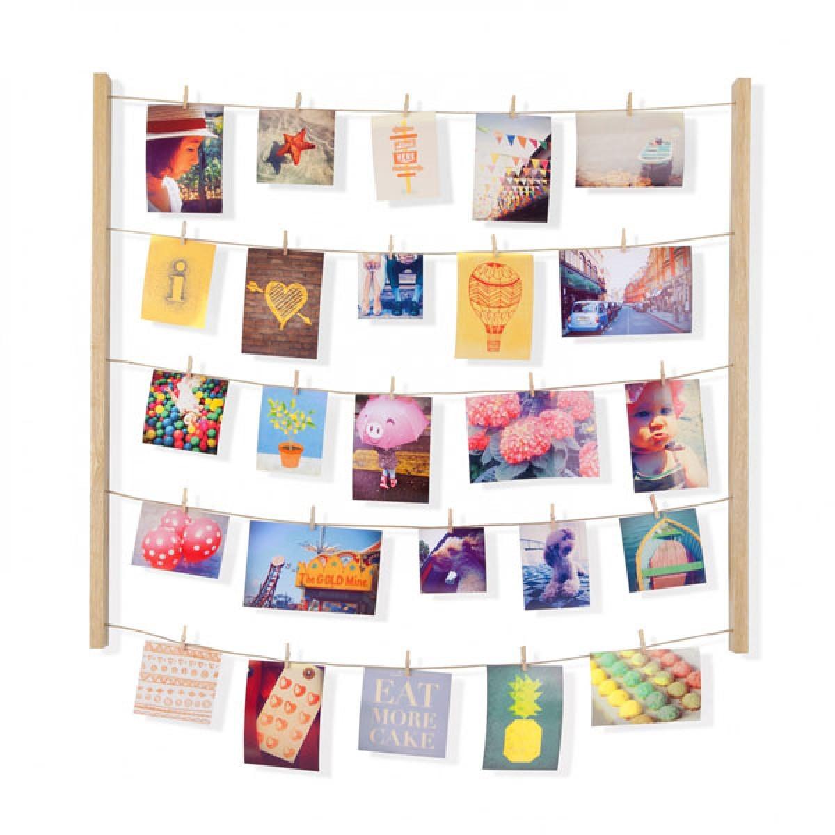 Marco de fotos con cuerdas Hangit - Things-store