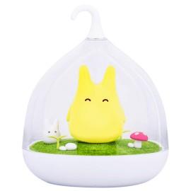 Lámpara Totoro amarillo