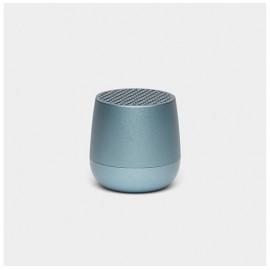 Altavoz Lexon Mino + azul claro