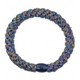 Goma Kknekki Velvet electric mix glitter blue