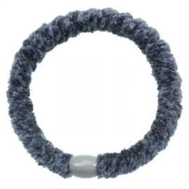 Goma Kknekki Velvet azul grisaceo