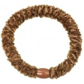 Goma Kknekki Velvet marrón