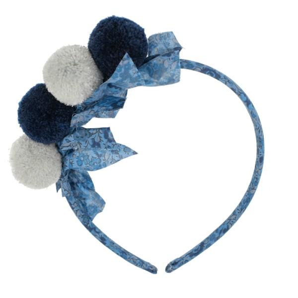 Diadema Enma Kknekki azul