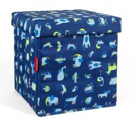 Sitbox ABC Reisenthel bleu