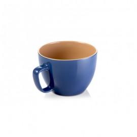 Taza jumbo 860 ml. azul