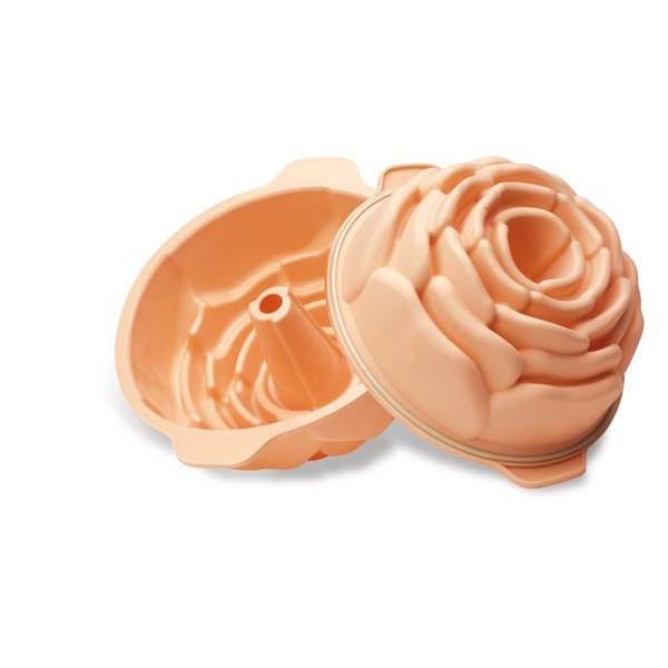 Molde Rosa grande Silikomart