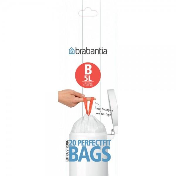 Bolsas de basura Brabantia tipo b