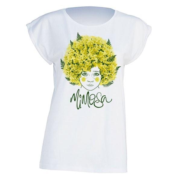 Camiseta mujer Mimosa