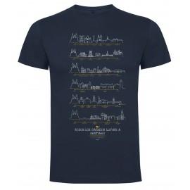 Camiseta Todolos caminos