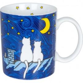 Mug gatos nocturnos Konitz