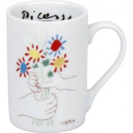 Mini mug bouquet Picasso Konitz
