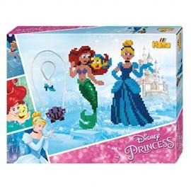 Set de Hama princesas Disney 4000 p.