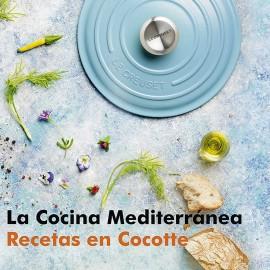 Libro La cocina mediterránea. Recetas en cocotte.