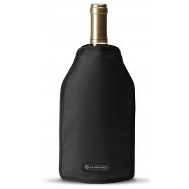 Enfriador de vino LeCreuset negro