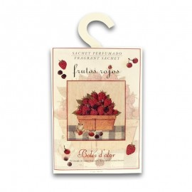 Sachet perfumado frutos rojos