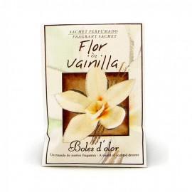 Mini sachet perfumado Flor de vainilla