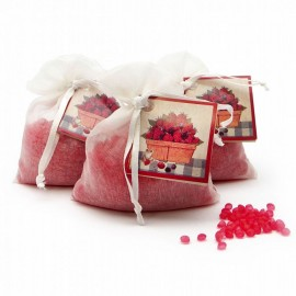 Mini resinas perfumadas Frutos rojos