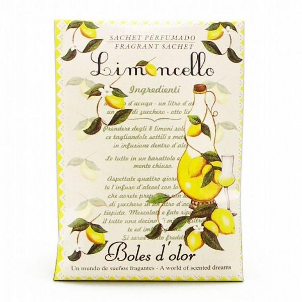 Mini sachet perfumado Limoncello