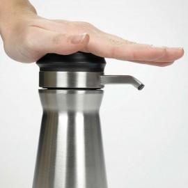 Dosificador de jabón acero inox Oxo