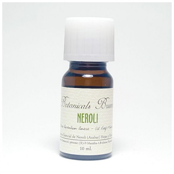 Bruma esencial de Neroli (flor de azahar)