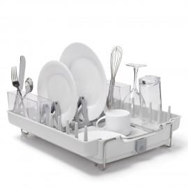 Égouttoir à vaisselle escamotable