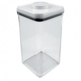 Pop contenedor hermético cuadrado grande