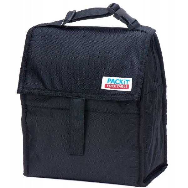 Bolsa de almuerzo que refrigera packit, estampado microdot
