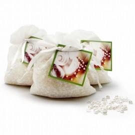 Mini resinas perfumadas de Flor Blanca