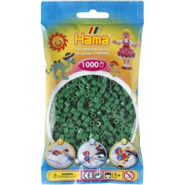Hama midi 207-10 Verde
