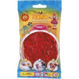 Hama midi 207-22 Rojo Navidad