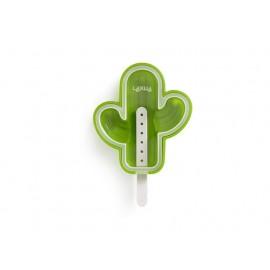 Molde para polo con forma de cactus