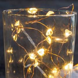 Luces decorativas 20 Leds Knirke