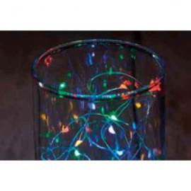 Luces decorativas 40 Leds Knirke colors