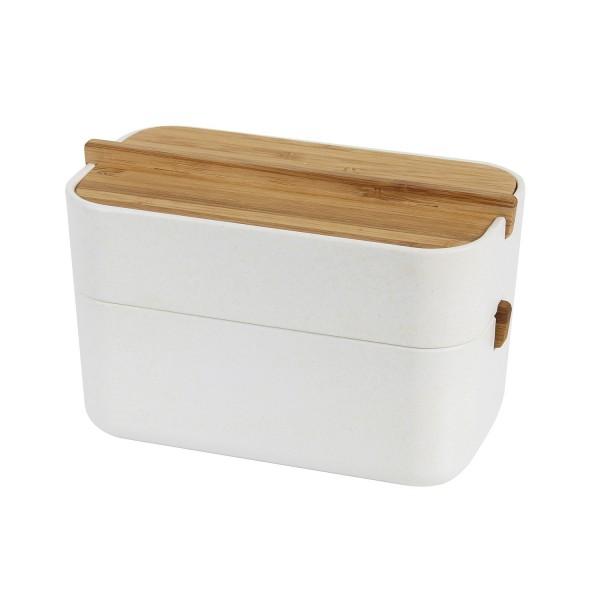 Caja organizadora baño Lexon Zen
