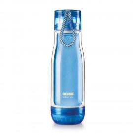 Botella Zoku corazón de cristal