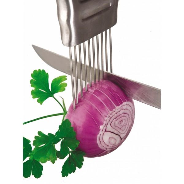 Guía corta cebollas