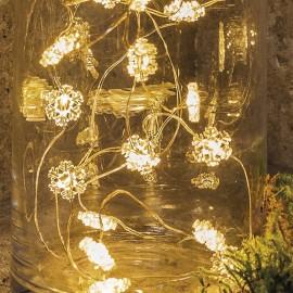 Luces decorativas 20 Leds Knirke colores